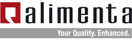 Alimenta – Your quality. Enhanced Logo