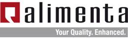 Alimenta – Your quality. Enhanced Logo